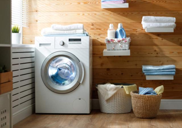 Como escolher as cores para mudar a lavanderia?