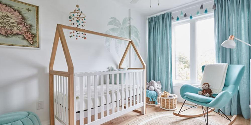 Veja 4 dicas para decoração do quarto do bebê
