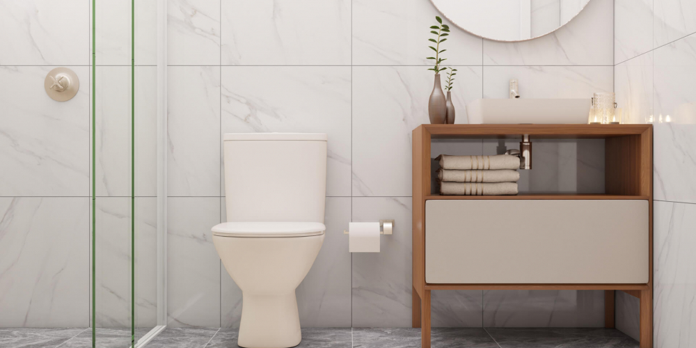 4 dicas simples para decoração de banheiro pequeno